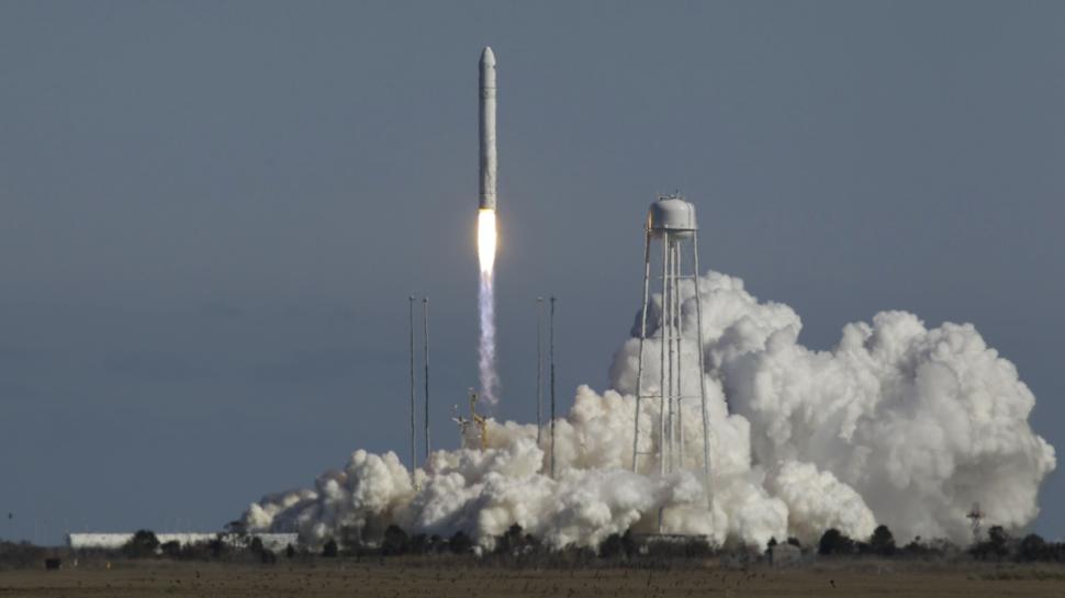 Orbital ATK Exec Talks Antares Rocket Explosion, Return to Flight