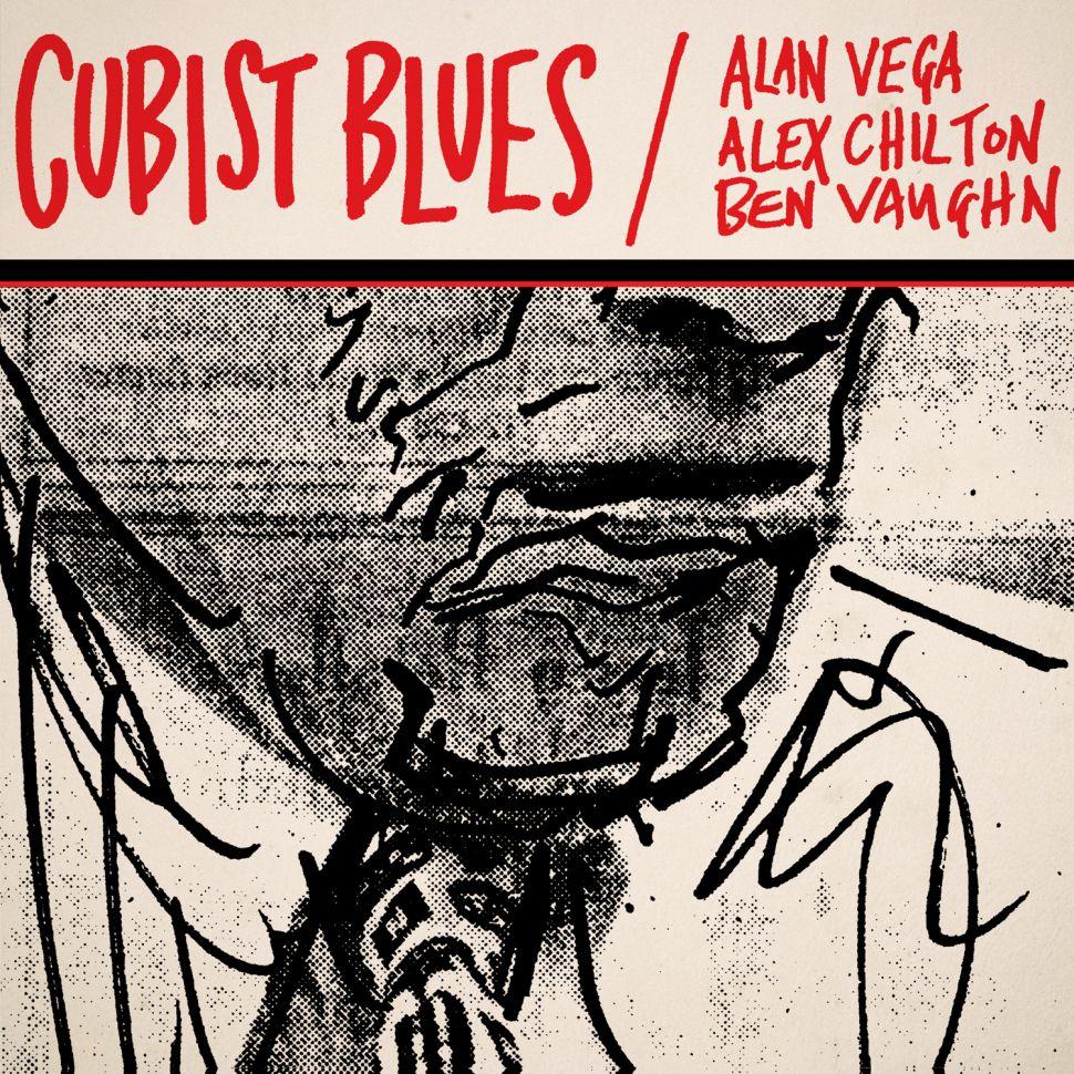 The Bygone, New York Noir of 'Cubist Blues'