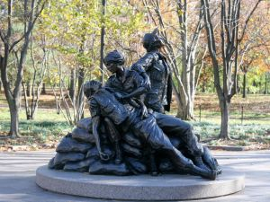 Vietnam Women's Memorial (Wikimedia)
