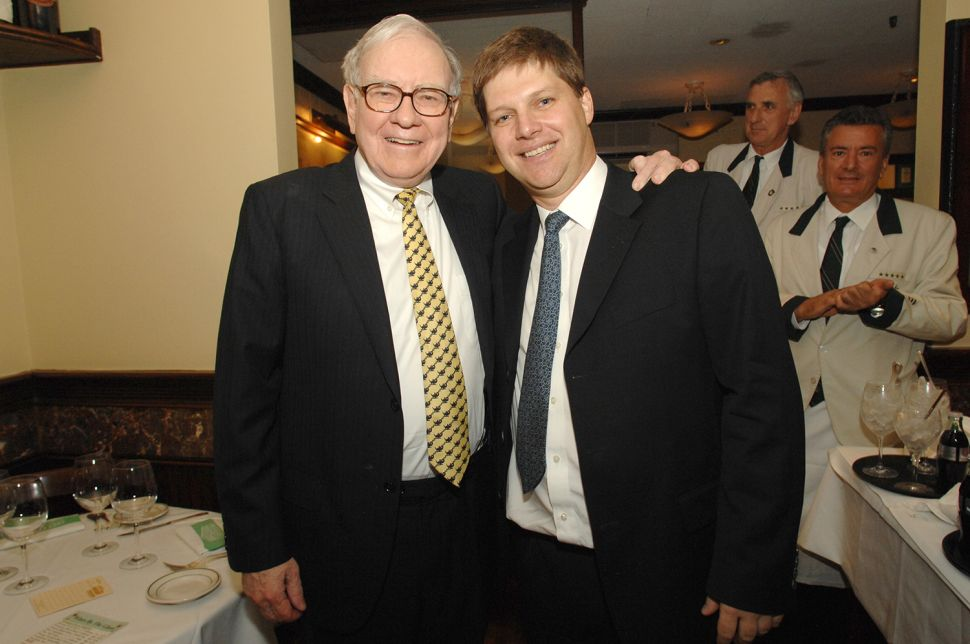 My Lunch With Warren Buffett Changed My Life