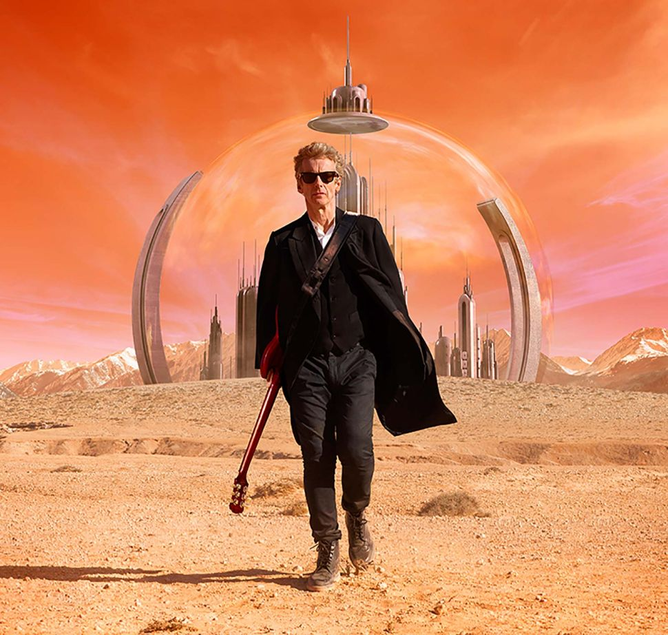 'Doctor Who' Season 9 Finale: Death, Thou Shalt Die