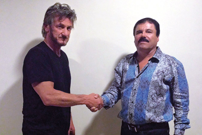 Sean Penn Plays a Rolling Stone Journalist