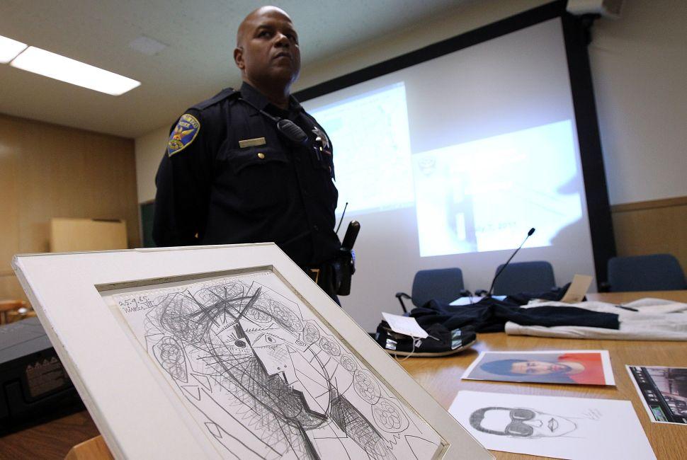 Matisse, Chagall Among $250K in Art Stolen in LA Heist