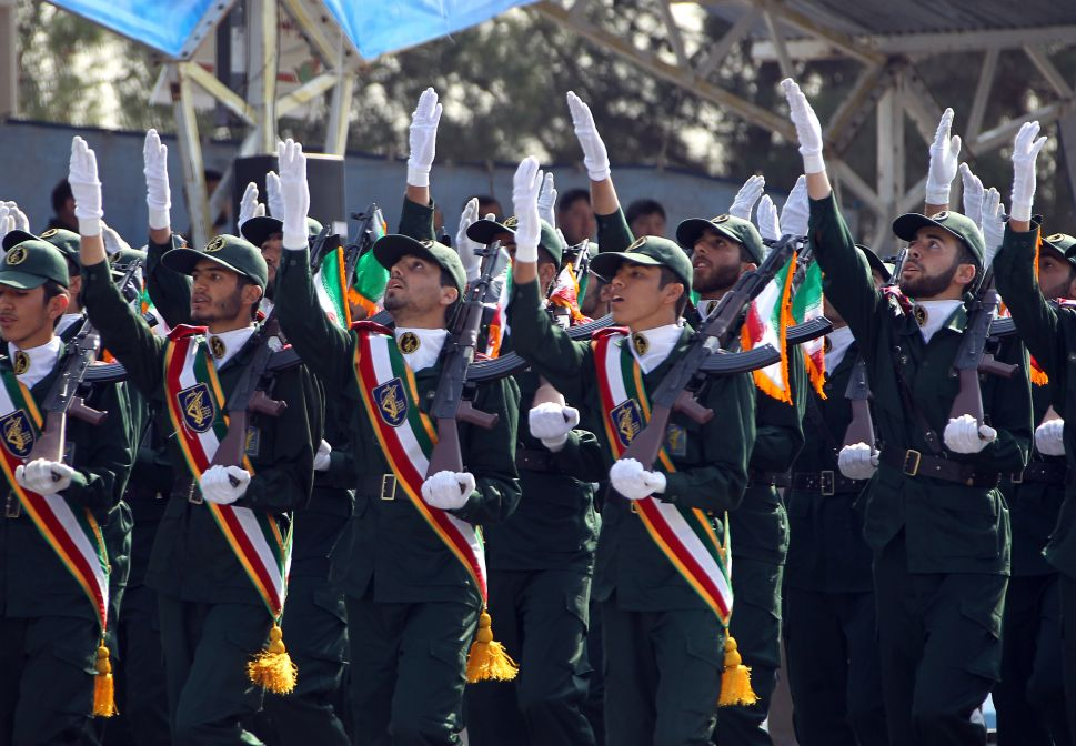 Cleric Combat: The Revolutionary Guard Battles Iran's President