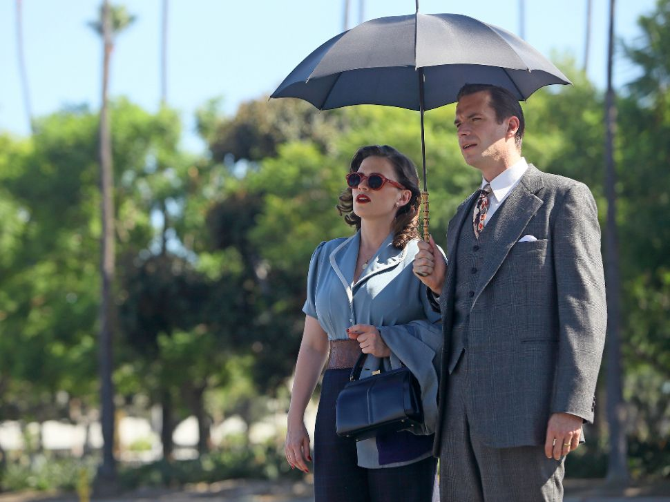 'Marvel's Agent Carter' Season 2 Premiere: The Lady in the Lake