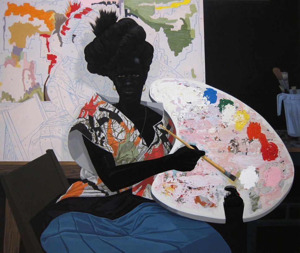 Can You Fight Racism With a Paintbrush? This Show Says 'Yes'