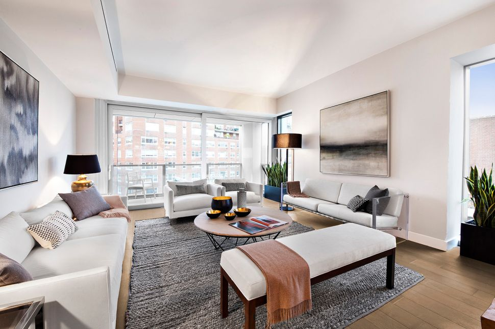Above and Beyond: A Colorful and Expansive Soho Space With Rare Views