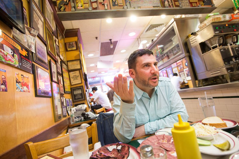 Chewing the Fat With Deli Buff Ted Merwin