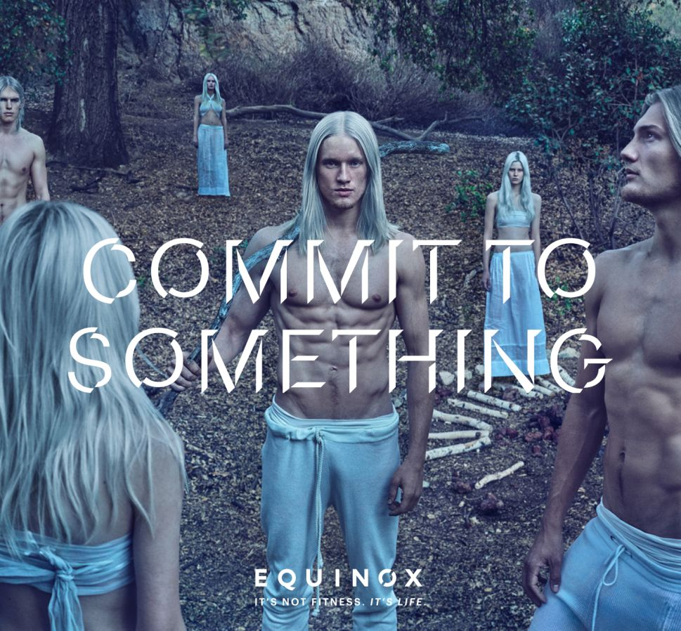 New Equinox Ads Will Inspire You to Work Out or Join a Cult