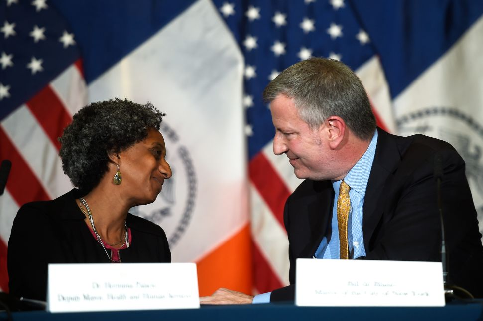 New de Blasio Deputy Mayor for Homelessness Says She Probably Can't Solve the Problem
