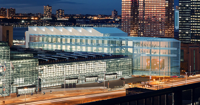 Javits Getting $1B Expansion Amid Big Infrastructure Push