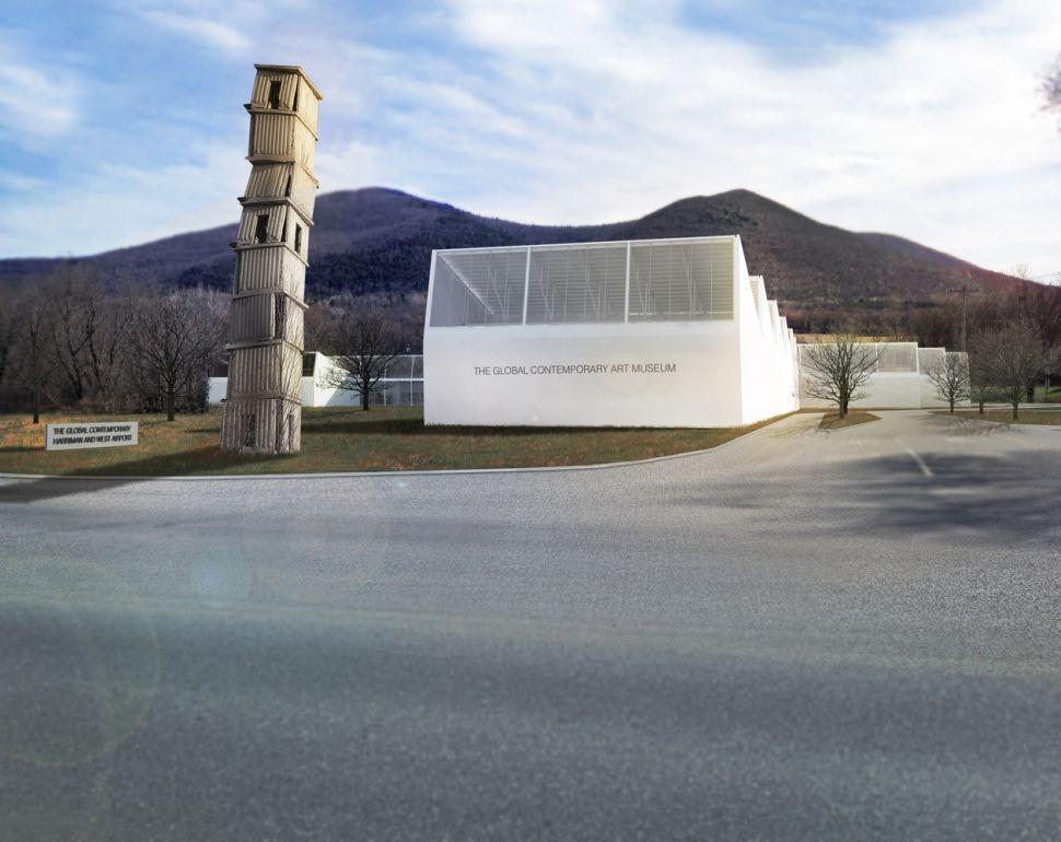 Berkshires Boom? Museum Honcho Tom Krens Unveils Plans for Huge, For-Profit Art Hub