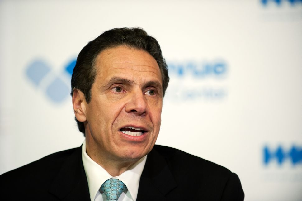 Cuomo Warns Compromise on New 421a Program Would Be 'Political Dynamite'