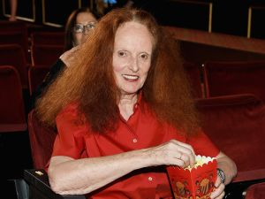 Grace Coddington (Photo: Dimitrios Kambouris/Getty Images for Marc Jacobs)