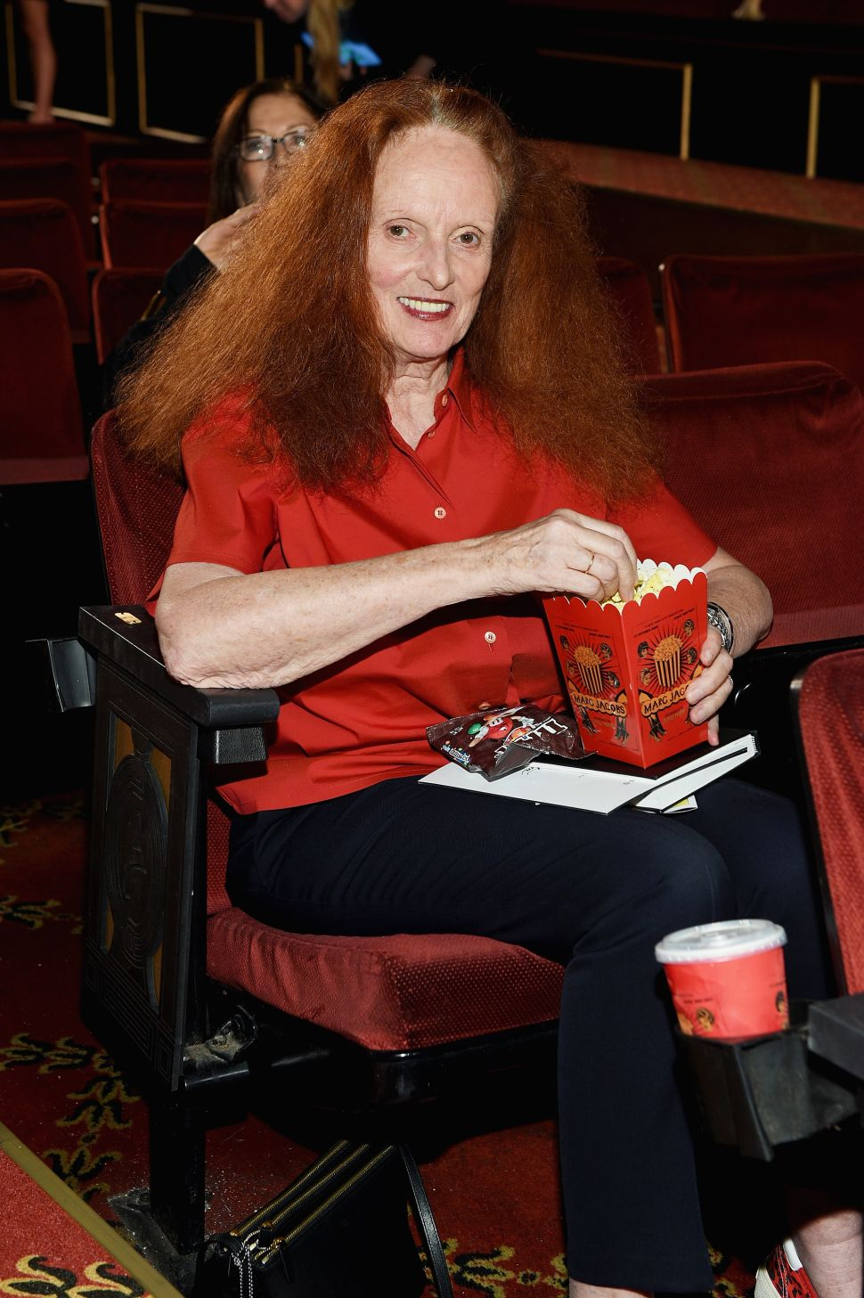 Grace Coddington Is Leaving Her Creative Director Role at Vogue