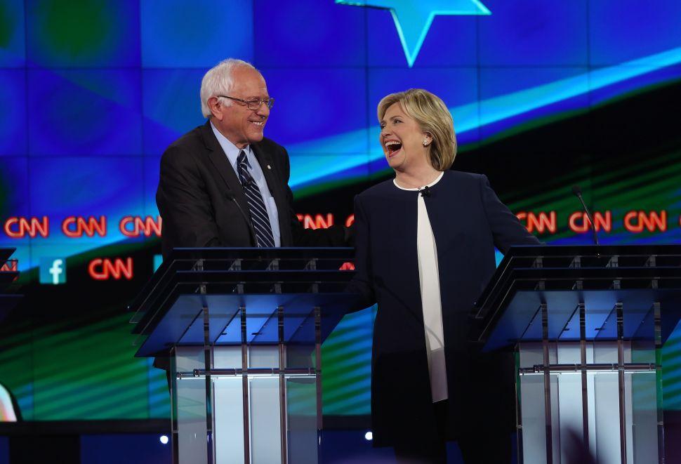 Hillary Clinton Enlists Brady Campaign to Hammer Bernie Sanders