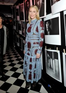 Actress Cate Blanchett (Photo by: Donato Sardella/Getty Images for W Magazine)