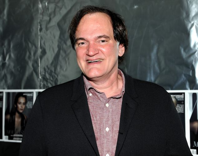 Filmmaker Quentin Tarantino (Photo: Donato Sardella/Getty Images for W Magazine)