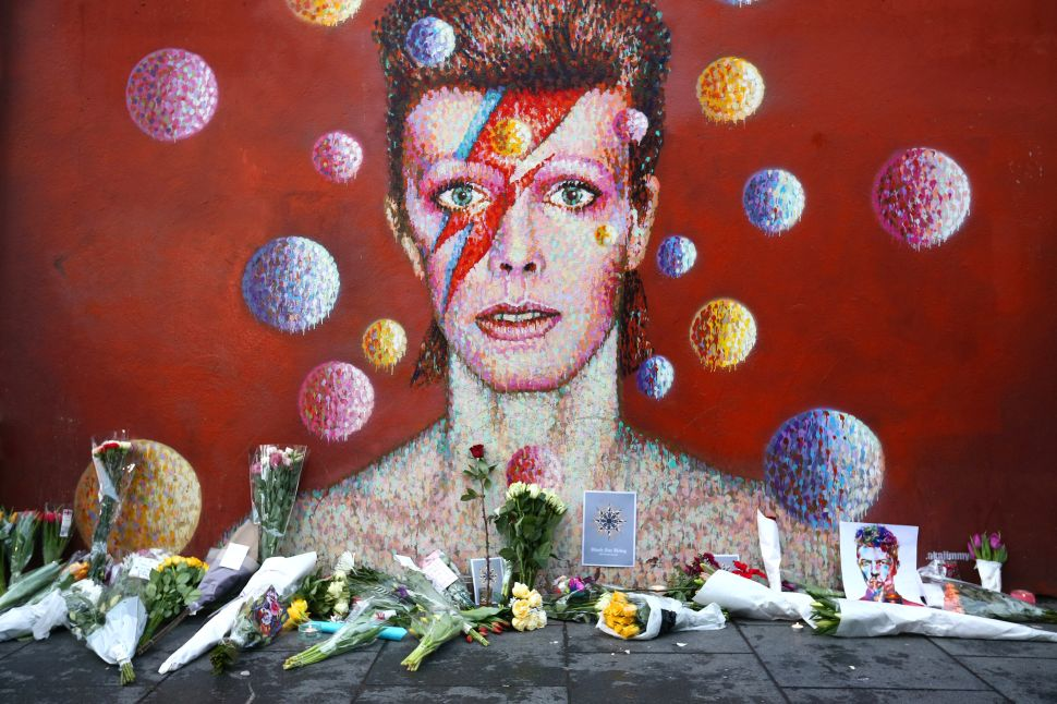 Mayor Officially Declares January 20 as 'David Bowie Day'