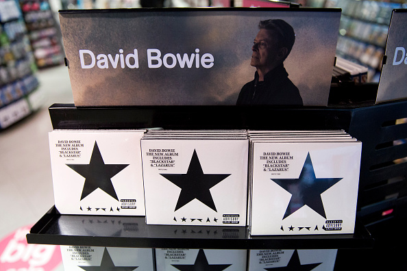 Bowie's 'Blackstar' Art Released for Free Use, Art Institute Names New Prez—and More