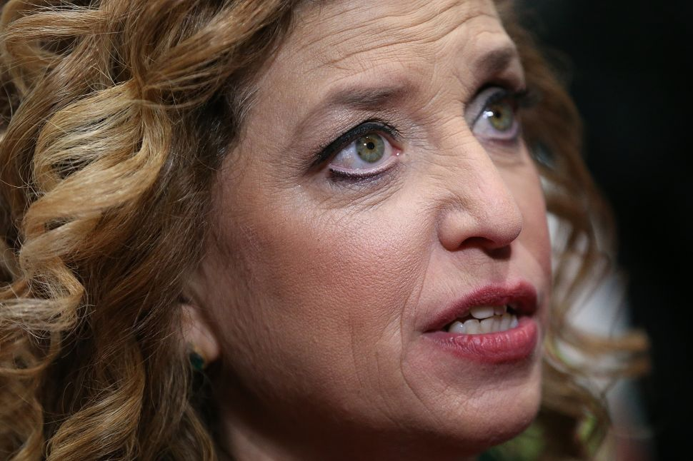 Disgust for Debbie Wasserman Schultz Ignites Wave of Election Year Bipartisanship