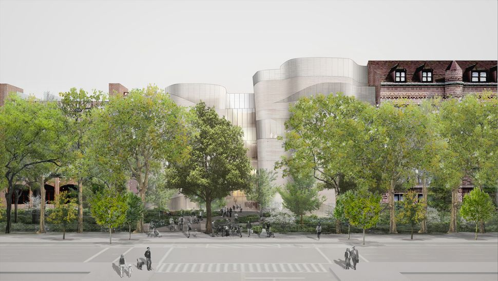 Museum Expansion Prompts Residents to Tap Into Nonconformist Heritage of the UWS
