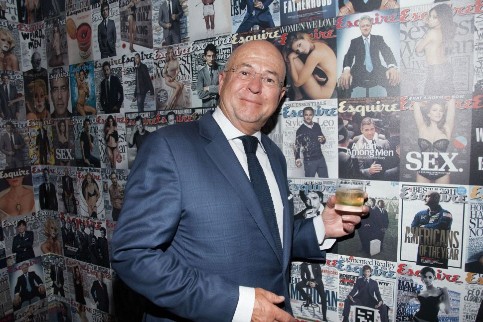 David Granger Replaced as 'Esquire' EIC After 19 Years
