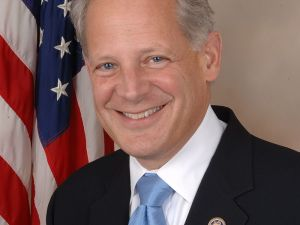 One of the people angling to replace Congressman Steve Israel (pictured) may have to overcome connections to a troubled agency. (United States Congress)