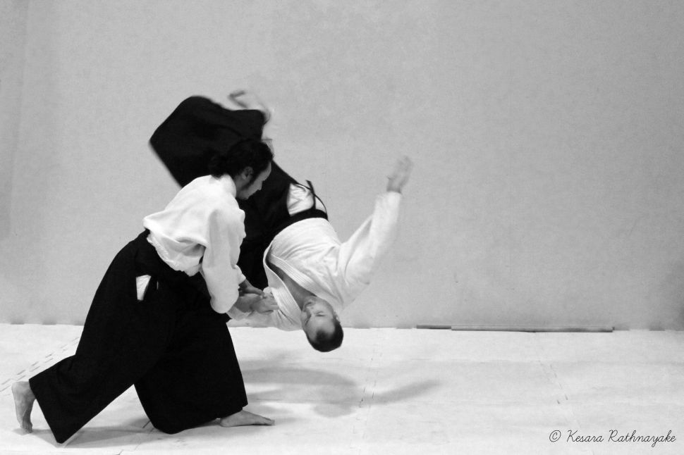 How One Aikido Sensei Changed My Life (and 17 of His Life Lessons)
