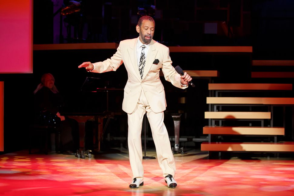 Maurice Hines Is Energetic as Ever in 'Tappin' Thru Life'