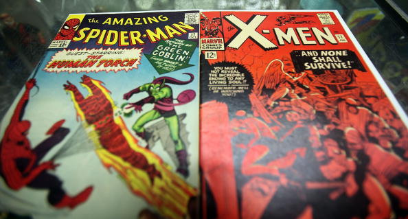 Here's Your Chance to Buy the Complete Marvel Comics Collection