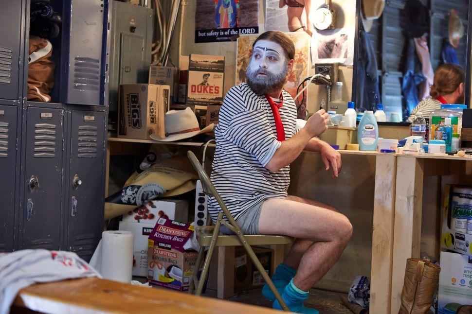 'Baskets' Series Premiere Recap: Tears of a Clown