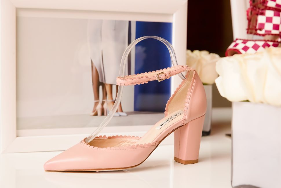 L.K. Bennett and Bionda Castana Pair Up on a Posh Shoe Collection