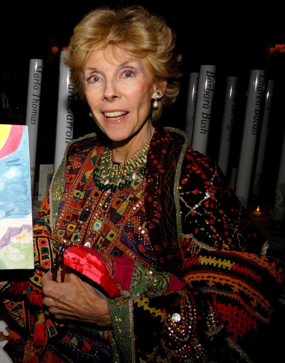 Late Baroness Betsy von Furstenberg's Penthouse Sells for $7.5M