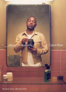 Kendrick Lamar (Photo: Courtesy Calvin Klein).