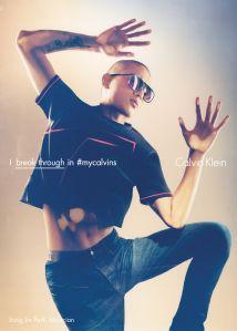 Sung Jin Park (Photo: Courtesy Calvin Klein).