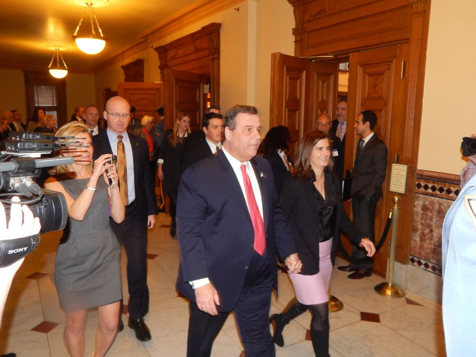 State of the State Recap… And What it Means for Christie's Presidential Run