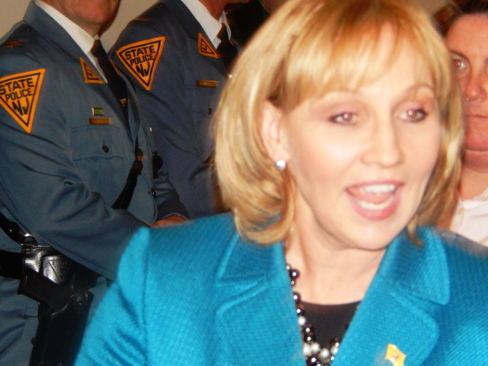 Amy Handlin Conspicuously Absent from List of Guadagno Endorsers