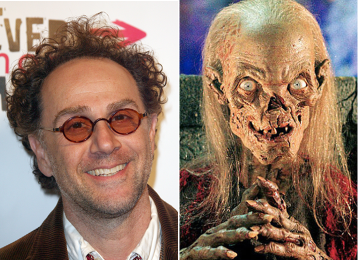 John Kassir, Voice of the Crypt Keeper, Discusses 'Tales from the Crypt' Old and New