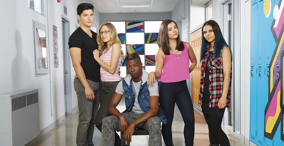 'Degrassi' Executive-Producer: Even on Netflix, Series Is 'About Real Life'
