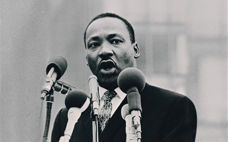 Dr. King Would be Horrified by the Condition of NJ Elections