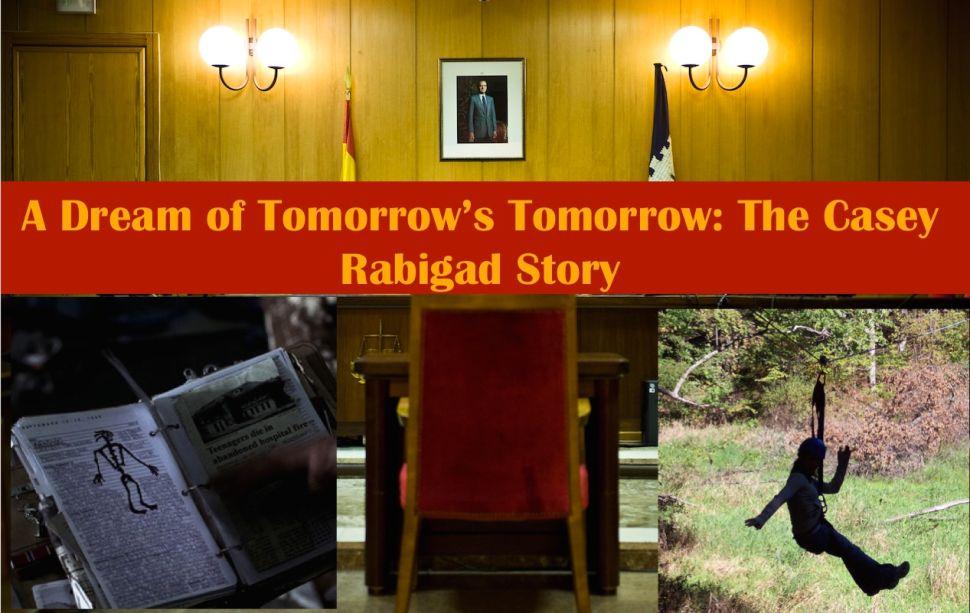 The Casey Rabigad Story