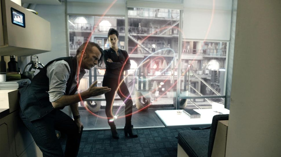 'The Expanse' 1×05: War Crimes in Space