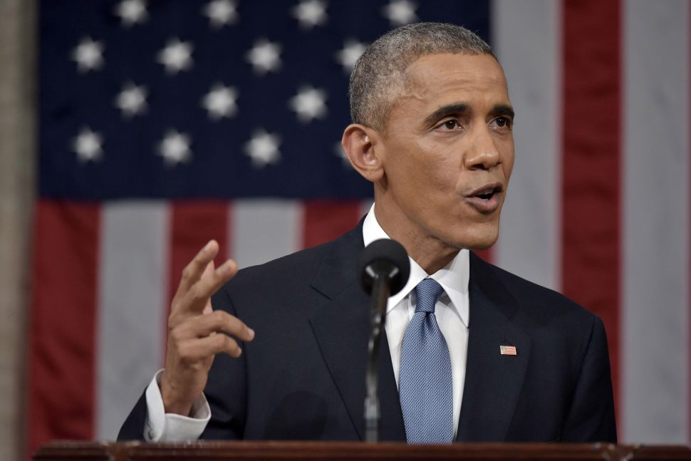 5 Takeaways from Obama's Final State of the Union