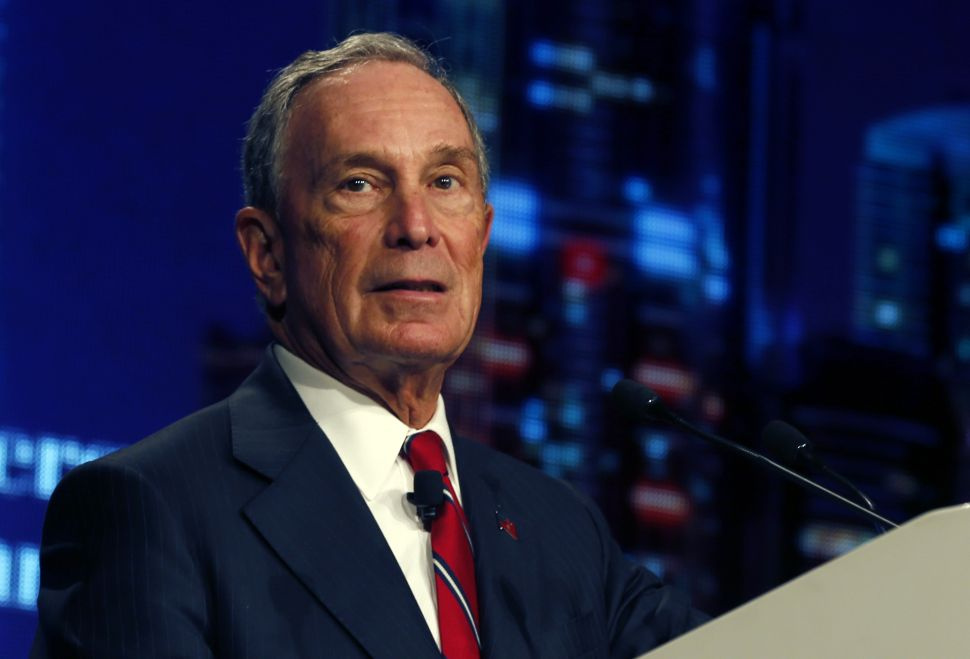 Michael Bloomberg Will Never Be the Next U.S. President