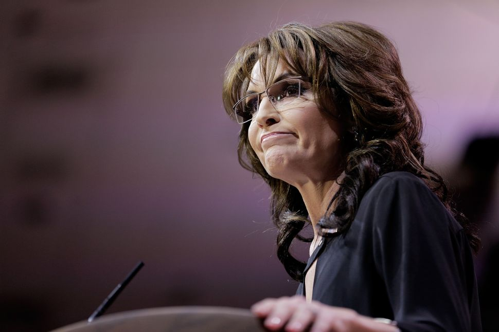 An Open Letter to Sarah Palin
