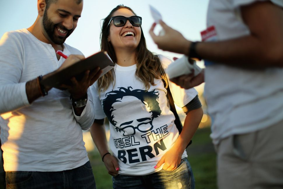 Iowa Students for Sanders Can Change America