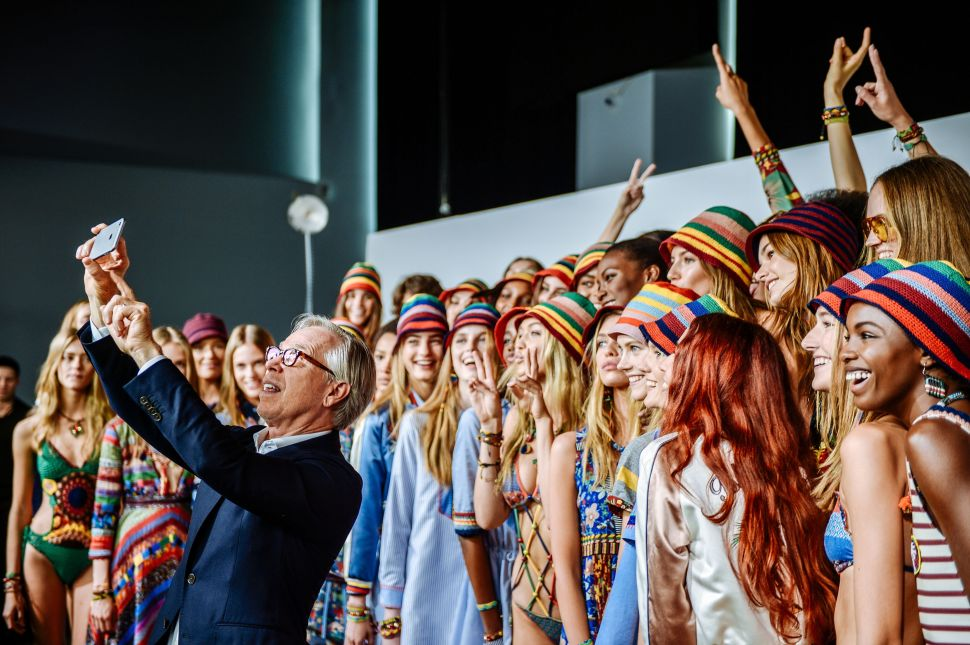 Tommy Hilfiger's NYFW Show Will Have a Photo Pit Just for Instagrammers