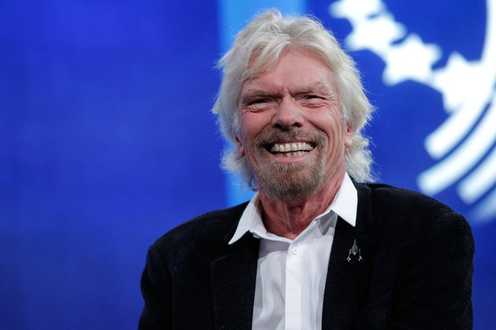 What's Richard Branson's Problem With Israel?