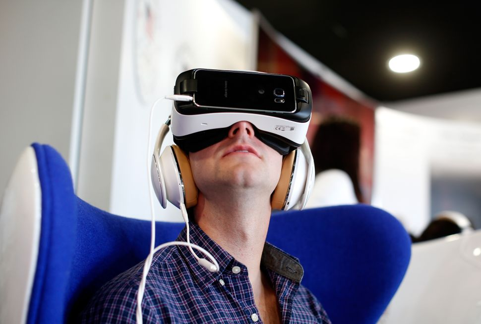 The Next Big Thing in Television: Virtual Reality Gets Ready for Its Close-up
